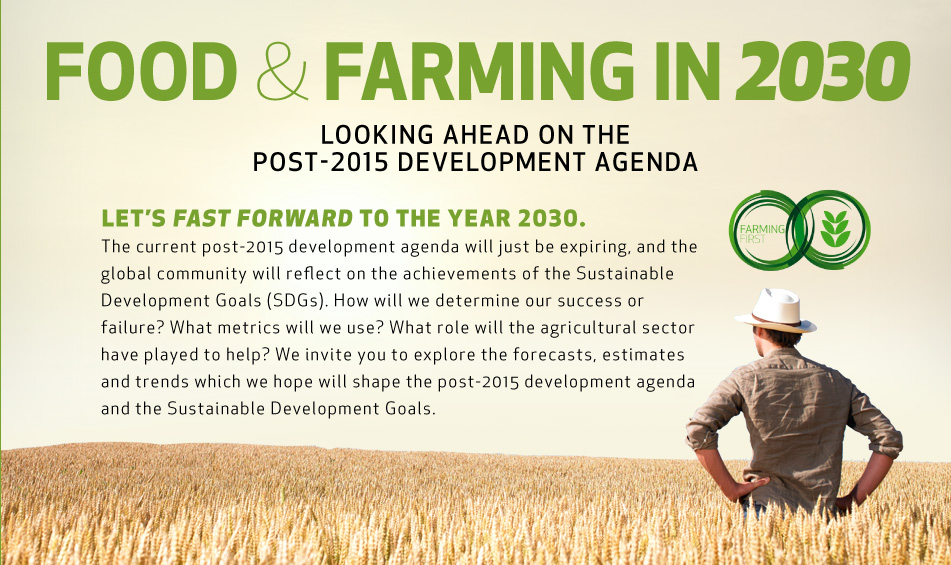 Agriculture 2030