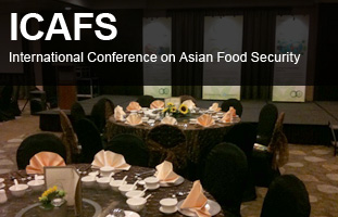 International Conference on Asian Food Security (ICAFS)