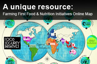 A unique resource: Farming First Food & Nutrition Initiatives Online Map