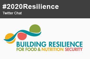 #2020Resilience Twitter Chat