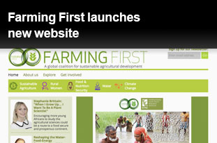 Farming First launches new website