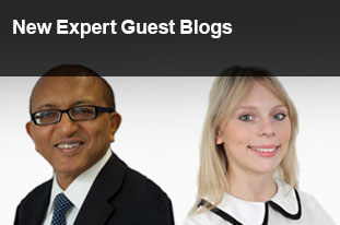New Expert Guest Blogs
