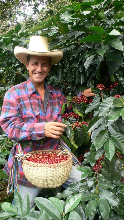 coffee growers Peru