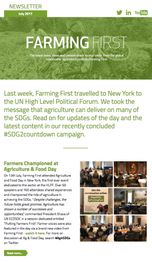farming-first-enews-making-noise-for-agriculture-at-the-hlpf-2017