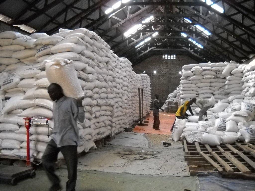 food security & Focus On: Building Infrastructure in Africa | Farming First