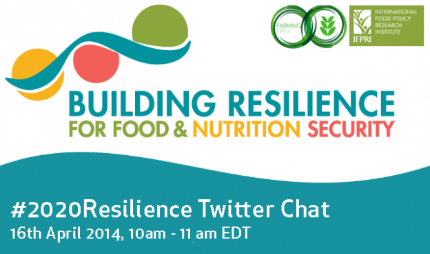 2020 resilience twitter chat