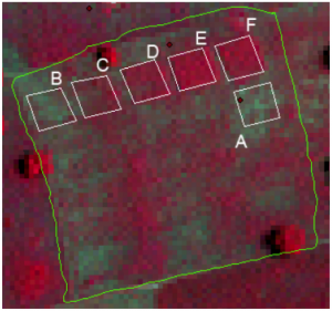 Imagery from Digital Globe, Analysis from ICRISAT