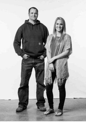 Kasey and Heath are third-generation owners of Bryant Agricultural Enterprises